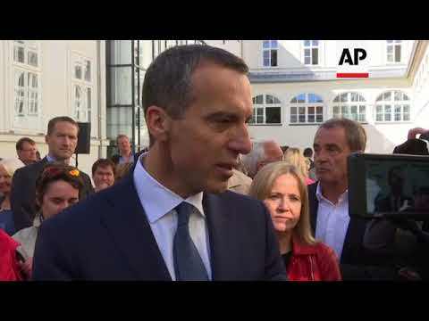 Questions about Austria's future direction in run up to election