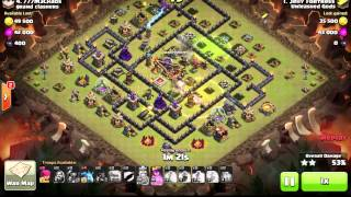 Goho - [TH10]Jelly vs [TH10]M3Chaos - Clash of Clans