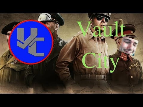 Hearts of Iron IV Old World Blues | Vault City