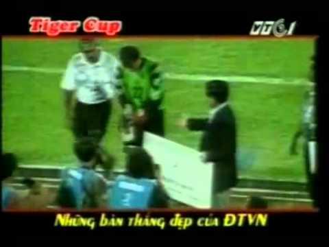 Thế hệ Vàng Bóng Đá Việt Nam (Những bàn thắng đẹp nhất )