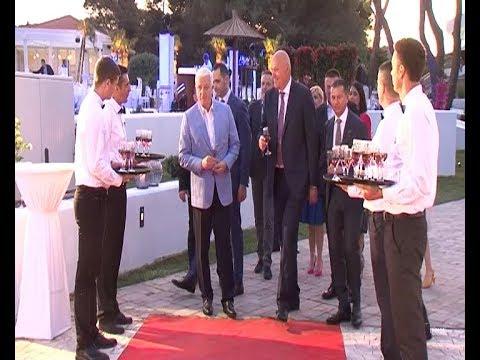 2018 05 18 ULCINJ - PV Duško Marković - Otvaranje hotela Holiday Villages Montenegro