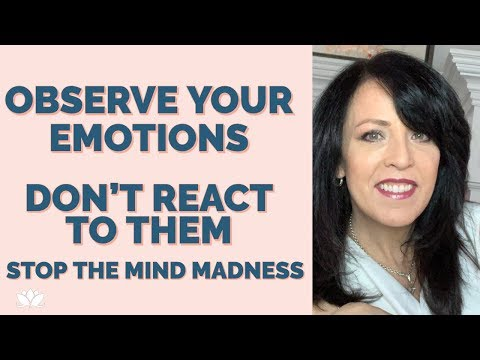 Codependency Learning To Master Your Emotions By Awakening the Observer Self