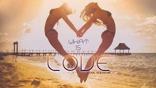 Haddaway - What Is Love 2016 (Cover James Young bootleg Luk Lyrics Video)