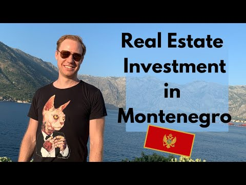 Real estate investment in Montenegro