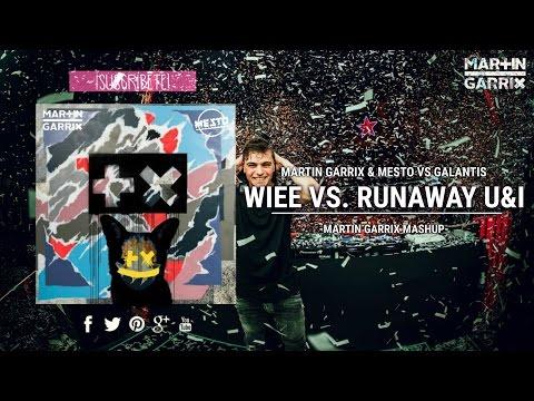 WIEE vs Runaway (U & I) (Martin Garrix Ultra Brazil Mashup)