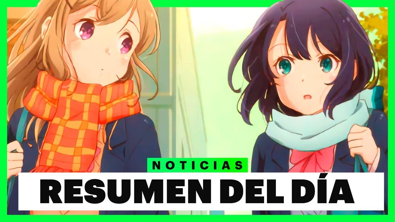 Nuevo Proyecto de Wit Studio, se Revela Tráiler para el Anime Adachi to Shimamura y más - Noticias