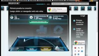 Corregir velocidad lenta en Cablemodem (Megacable, Cablevision, Telecable...)