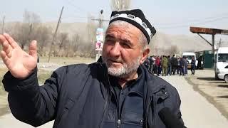 Джамолиддин Сироджиддинов: 168 га земли селения Ходжаи Аъло используется кыргызами