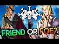 Drake & Hawkins: Friends or Foes? - One Piece Discussion