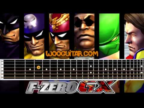 F zero Gx  OST Game Soundtrack