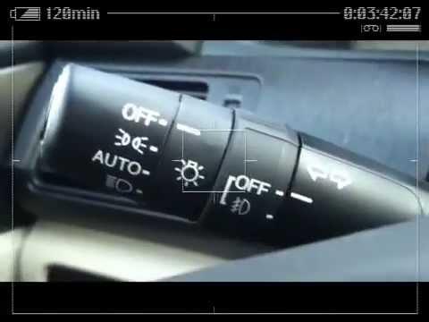 Jason@Valley Honda Presents: 2013 Honda Accord Auto ON Headlights Wipers! - YouTube