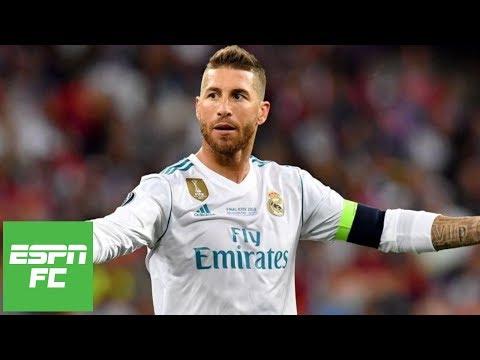 Real Madrid vs. Viktoria Plzen analysis: On Sergio Ramos' 'disgraceful' elbow | Champions League