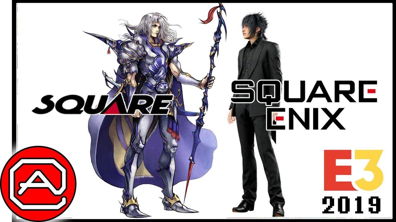 SquareSoft VS SQUARE ENIX:  E3 2019 Rant