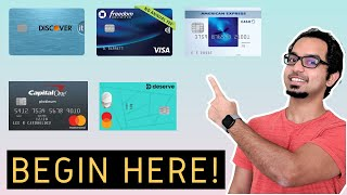 Top 5 Best International Credit Cards for Beginners in 2021 (Top 5) thumbnail