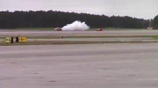 Smoke -N- Thunder Jet Truck 2016 Cherry Point Air Show