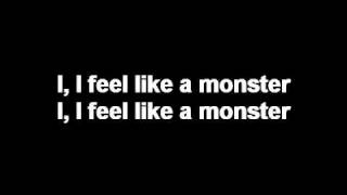 Monster - Skillet (Lyrics) With growl!