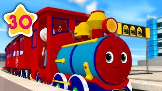 Download lagu Choo Choo Train V2 | +More Kids Songs | Nursery Rhymes | Little Baby Bum