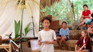 Catching Simple Solutions | Melvin | Quest Presentation | Green School Bali