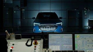 Audi e-tron Defined: Aerodynamics & Aeroacoustics