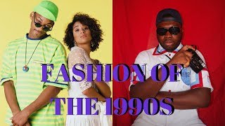 Fashion of the 1990s | Men's Fashion
