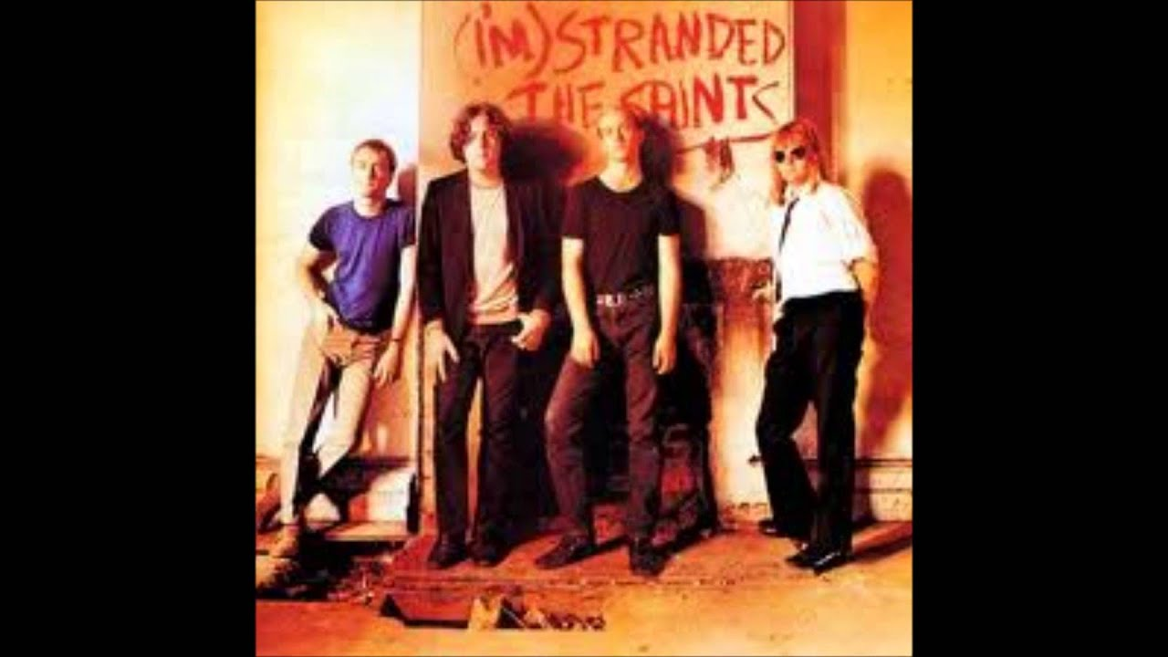 The Saints I M Stranded Old School Aussie Punk From