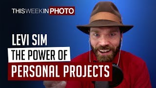 The Power of Personal Projects with Levi Sim