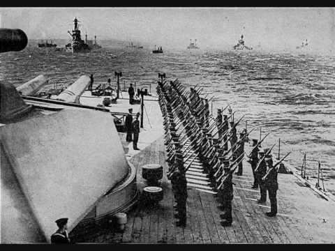 BATTLESHIP IRON DUKE FLAG SHIP OF THE GRAND FLEET