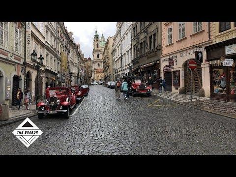 #BoardrBoys in Prague 2018