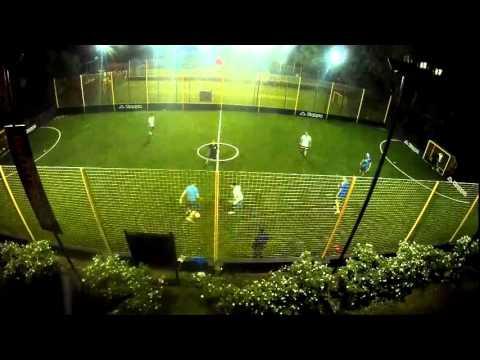 Hellenic FC Vs Benchwarmers 17-02-2016
