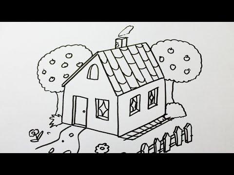 Comment dessiner un camion doovi for Apprendre a dessiner une maison en 3d
