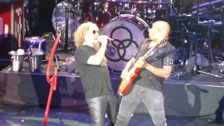 Sammy Hagar and The Circle - Rock Candy/Good Times Bad Times