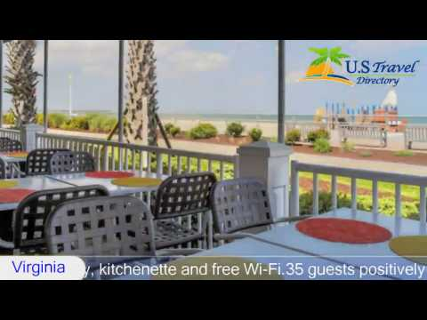 SpringHill Suites Virginia Beach Oceanfront - Virginia Beach Hotels, Virginia