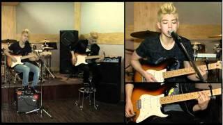 HanJun (Touch) performing Big Bang's Love Song, Stupid Liar & Tonight