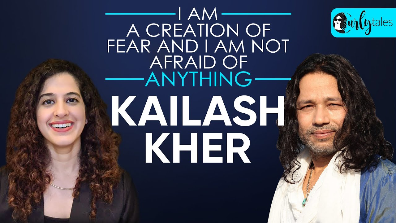 In Conversation With Kailash Kher   Curly Tales