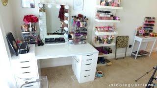 Beauty Room   Studio Tour -- Nicole Guerriero