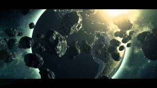 Asteroid Field After Effects/Element 3D