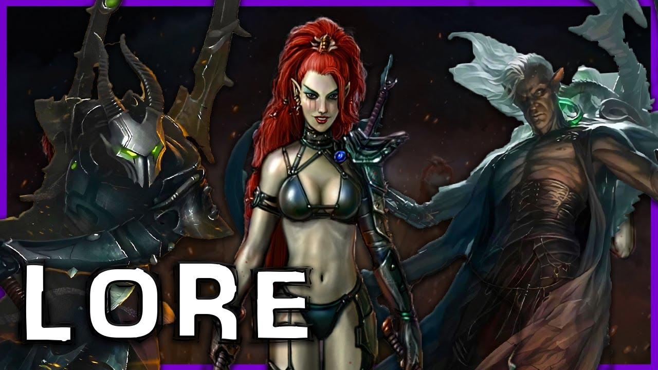 Download The Dark Eldar (Drukhari) EXPLAINED By An Australian | Warhammer 40k Lore