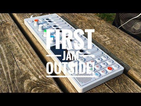 FIRST JAM OUTSIDE!   SHANGHAI RADIO 5   ft. OP1