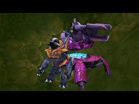 Halo AI Firefight - Grunts vs The Flood