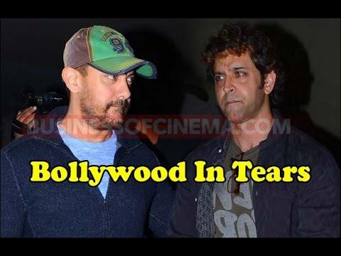 Aamir Khan & Hrithik Roshan Break Down At Sonam Kapoor's Neerja Screening!