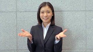 松岡茉優主演 紳士服AOKIのCM&メイキング 究極の就活スーツ篇 ま...