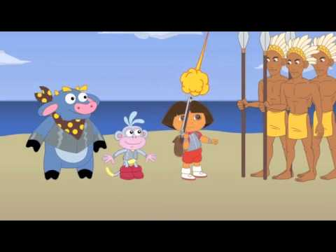 Dora the explorer funny photo