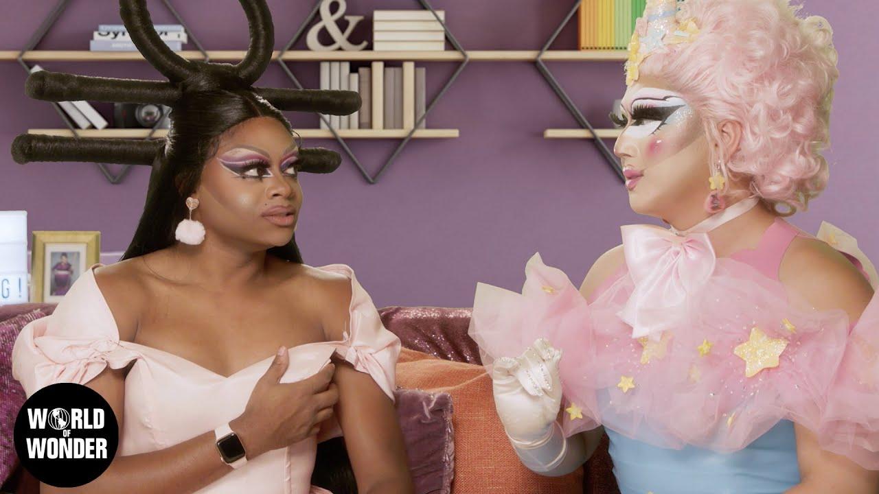 Download SPOILER ALERT: Binge Queens - RuPaul's Drag Race UK Season 3, Episode 1