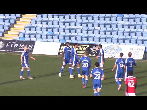 Gillingham Swindon Goals And Highlights