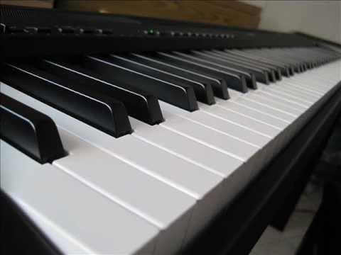 เปียโน Canon in D ^^