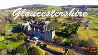 Majestic Gloucestershire Drone Footage [HD]