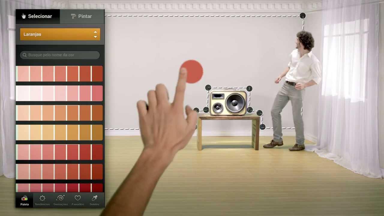 Lan amento crie suvinil youtube for Simulador de casas 3d gratis