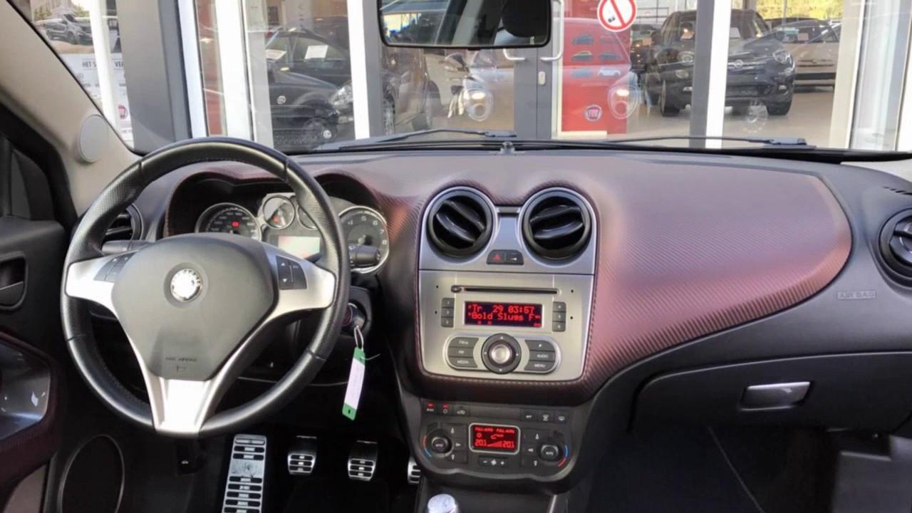 Alfa Romeo Mito 14 Tb Multiair 135 Distinctive Youtube