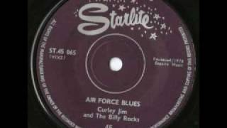 Curley Jim - Air Force Blues