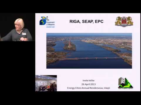 Växjö 2013 - Round Table: Energy Performance Contracting (EPC)